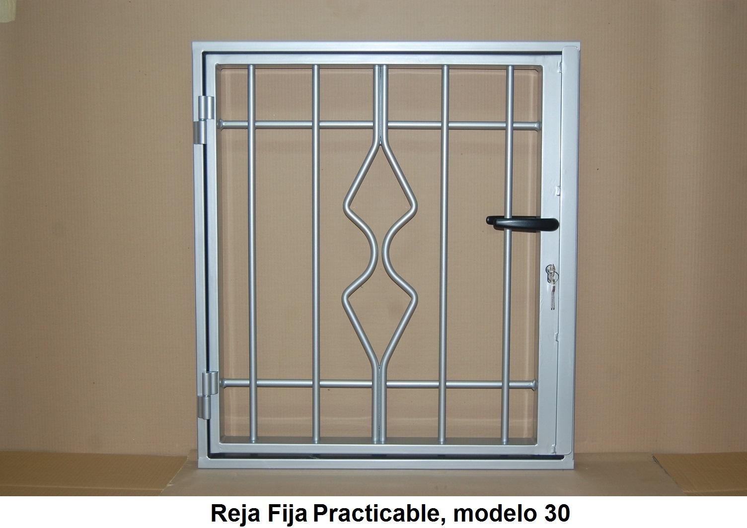 Rejas para ventanas Valencia - Instalación, Reparación, Venta Online ...
