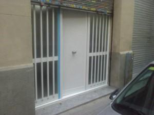 foto de puerta cliente teniente flomesta