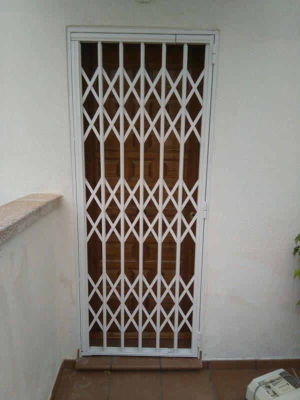Instalación de 8 Rejas Torredembarra (Agosto 2017)