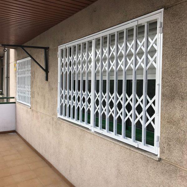 rejas ballesta ventana 1 y 2 zaragoza