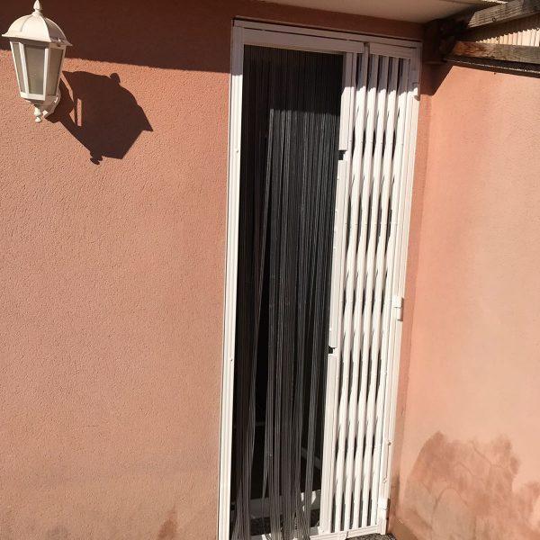 Puertas de terraza beautiful puertas correderas balcn - Puertas correderas terraza ...